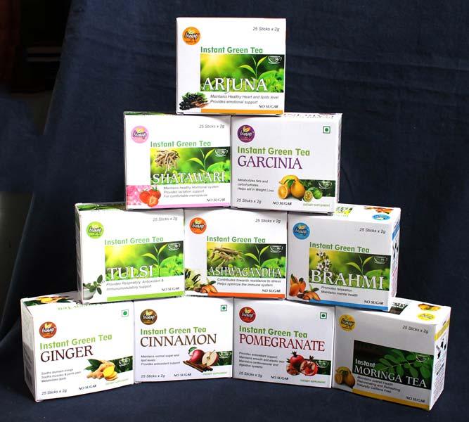 Instant Green Tea