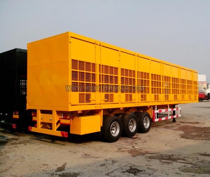 Tri Axle Paneling Trailer (13M)