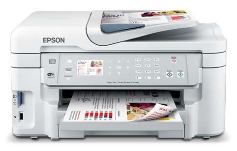 Epsons Copier Machine