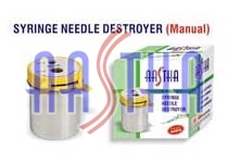 Syringe Needle Destroyer