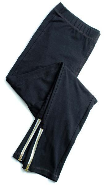 Ankle Zipper Legging 06