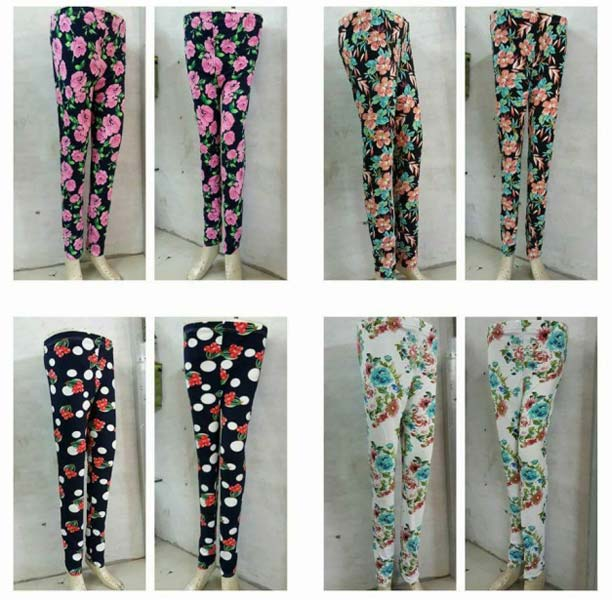 Full Printed Legging 01