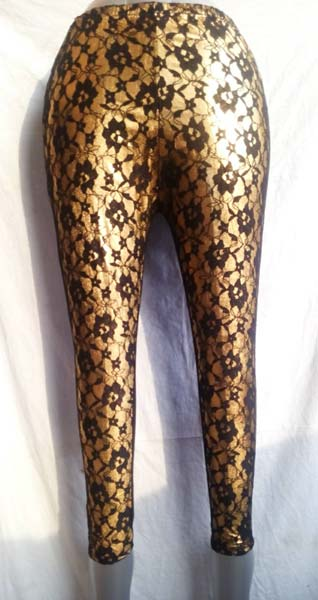 Lycra Shimmer Legging 03