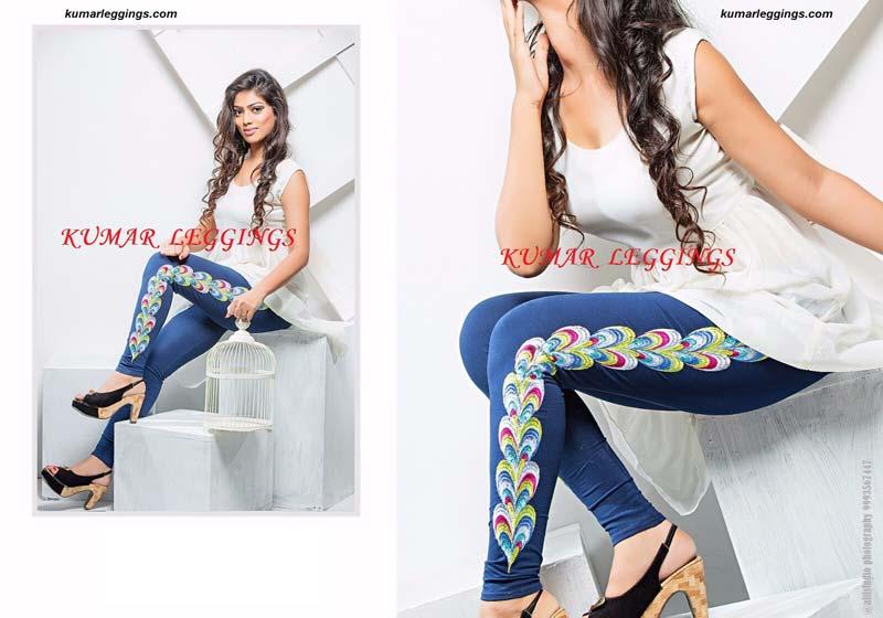 Side Printed Legging 04