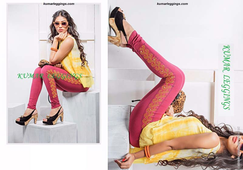 Side Printed Legging 05