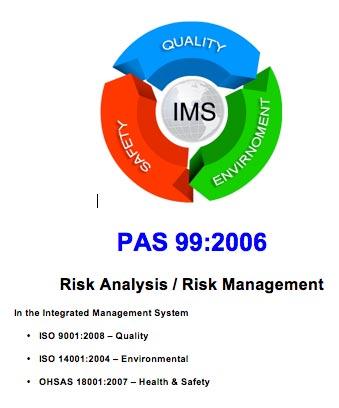 IMS /PAS 99