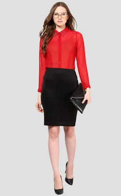 Ladies Short Skirts,Womens Short Skirts Exporters Gujarat