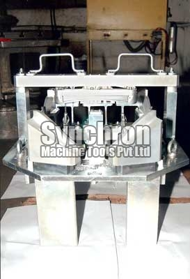 Two Wheeler Style Parts Panel Checking Fixture