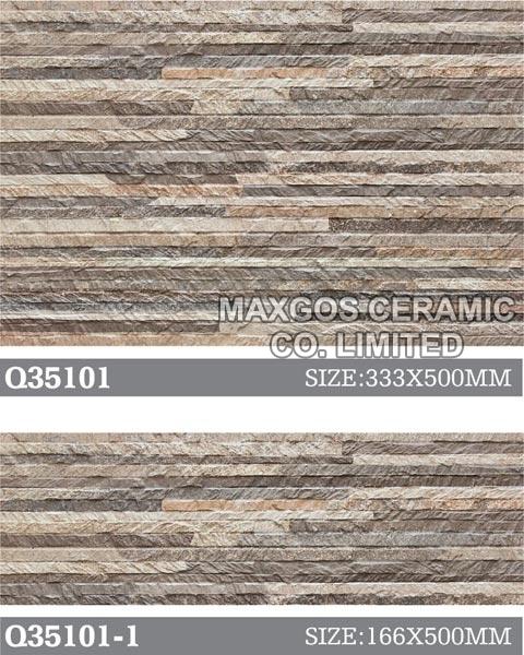 333x500mm Exterior Wall Tiles