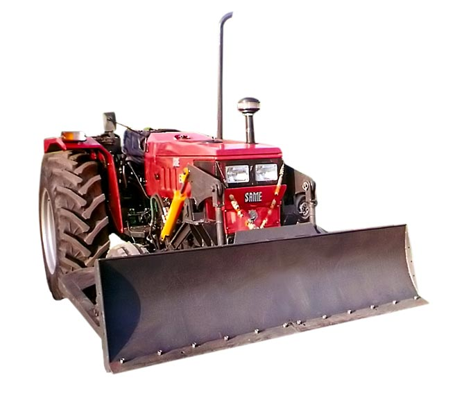 Hydraulic Tractor Mounted Front End Dozer