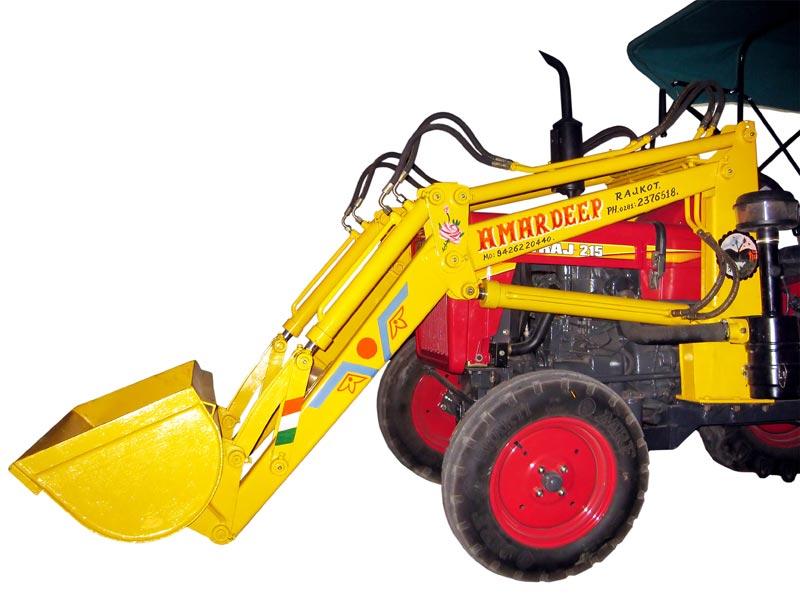 Mini Tractor Loader