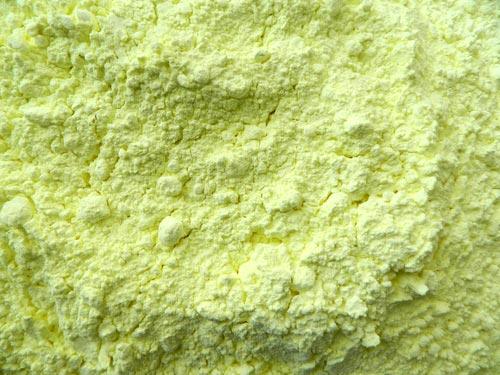 Fertilizer Sulphur Powder