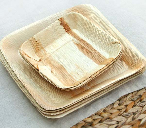 Sited in Tamil Nadu we are one of the high standing Manufacturers Suppliers and Exporters of the Palm Leaf Plates across the globe. & Palm Leaf PlatesDisposable Palm Leaf Plates Suppliers