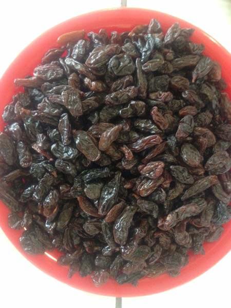 Brown Raisins 01