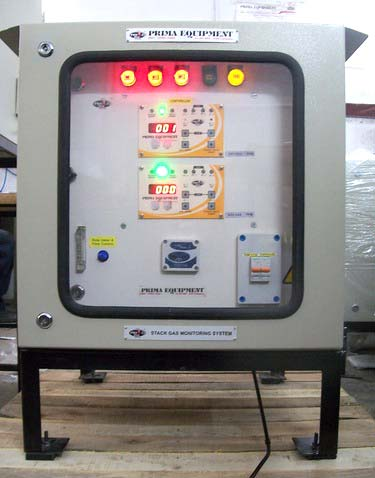 continuous emission monitoring system A continuous emission monitoring system (cems) is the total equipment necessary for the determination of a gas or particulate matter concentration or emission rate using pollutant analyzer.