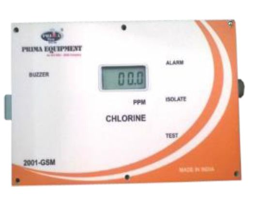 Multi Point Gas Detection System 02