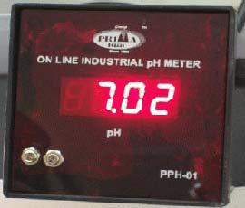 Online pH Meter 01