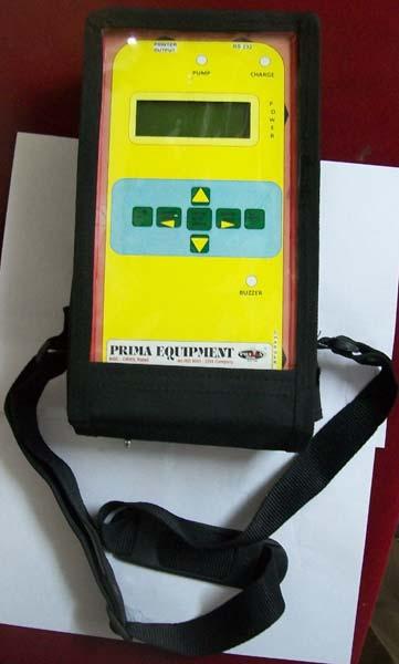 Portable Fuel Efficiency Monitor