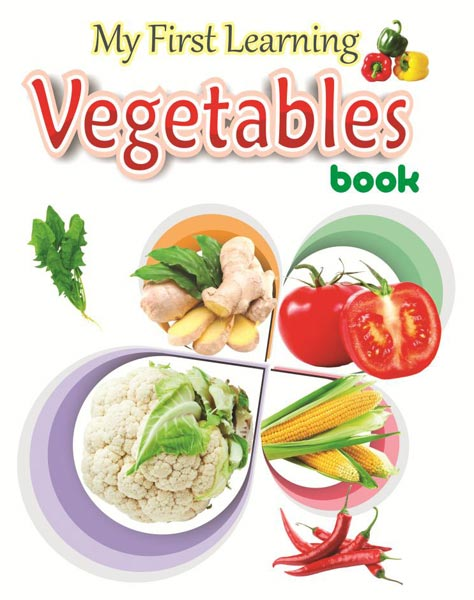 Vegetable Picture Books