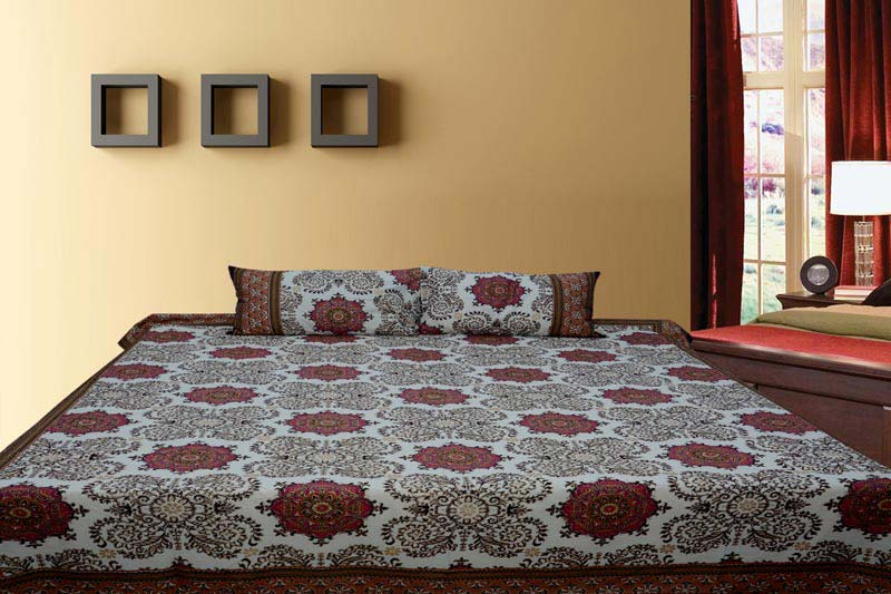 Rajasthani Bedspreads Rajasthani Bedcover Traditional