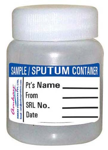 Sputum Containers