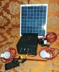 Solar Home Lighting System B