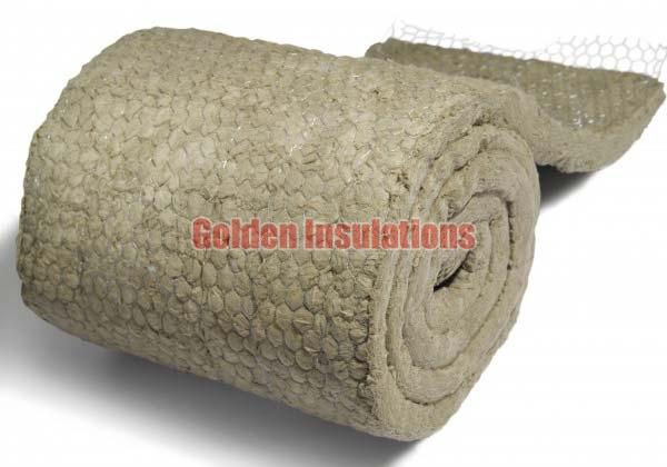 Rock wool lightly resin bonded rockwool rock wool for Rockwool blanket insulation