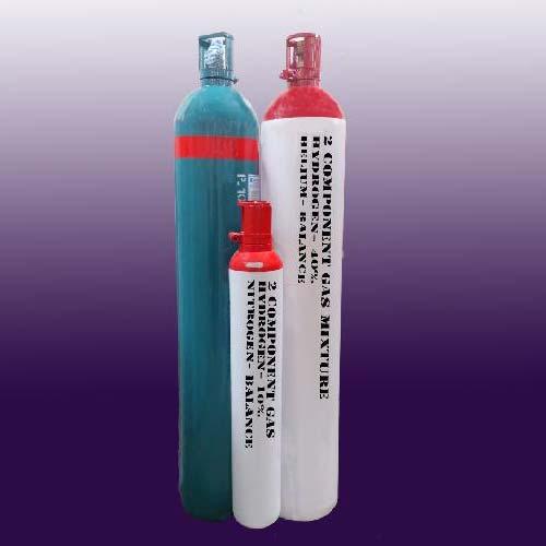2-Component Gas Mixtures