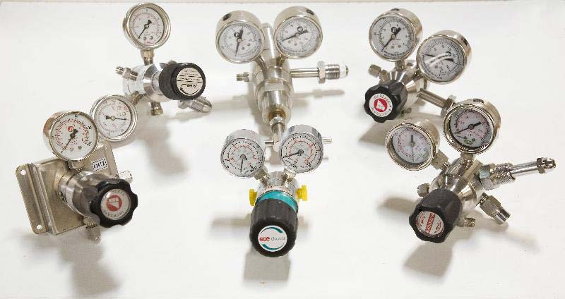Industrial Gas Regulator 03