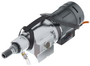 Diamond Core Drill Motor (BBM450)