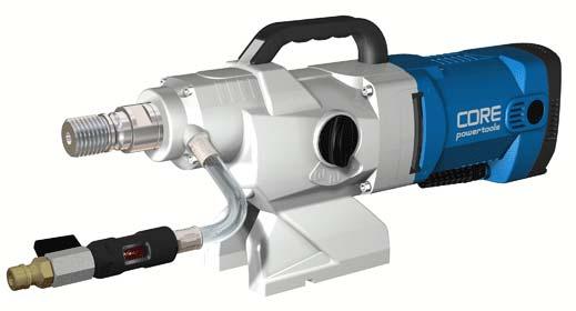 Diamond Core Drill Motor (BCX33)