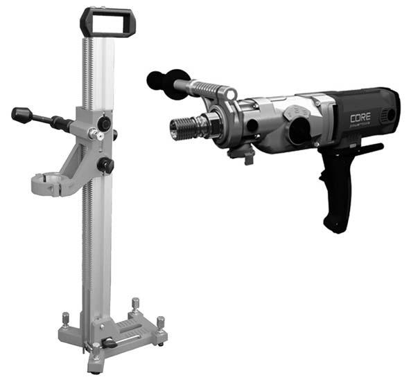 Diamond Core Drilling Unit (5CBE160)