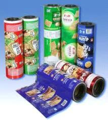 Laminated Packaging Rolls 01