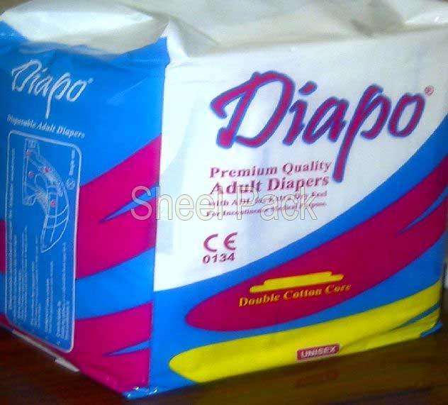 Diaper Packaging Bags