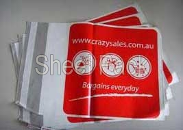 Tamper Evident Courier Bags