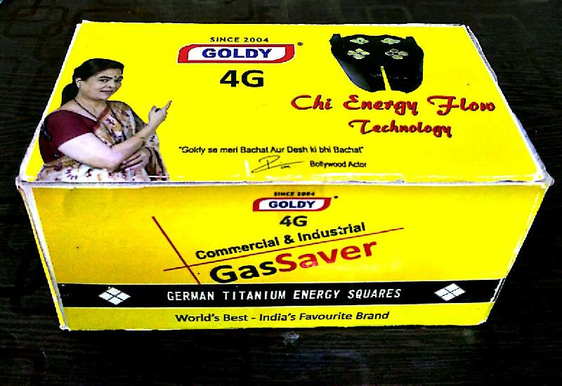 Goldy Industrial Gas Saver 02