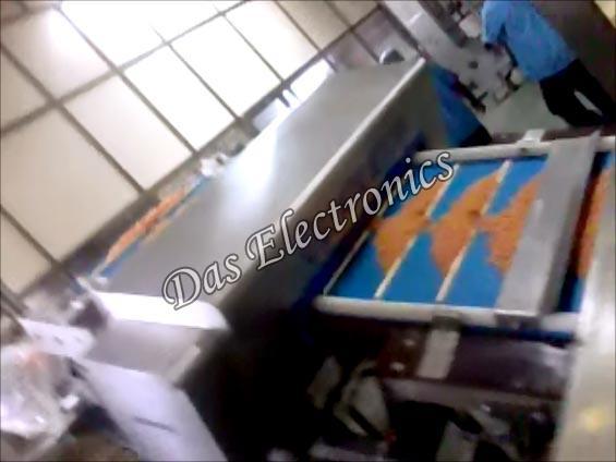 Snacks Metal Detector