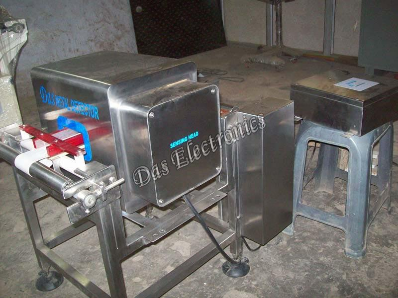 Tea & Coffee Powder Metal Detector