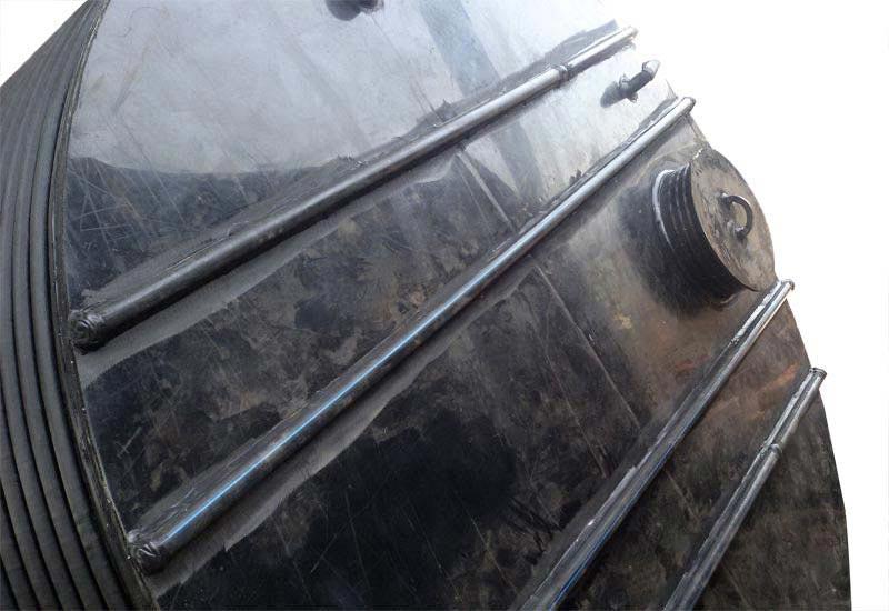 HDPE Tank Lid