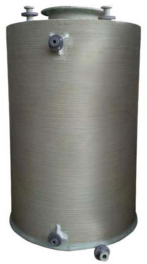 PP Cylindrical Tank