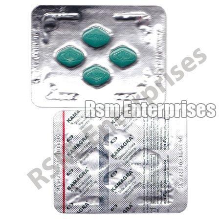 100 mg Kamagra Tablets