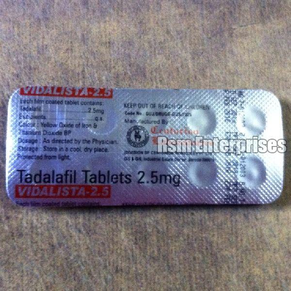 Tadaga 2.5 Tablets