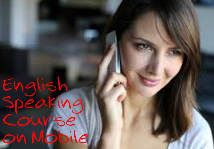 English Speaking Course On Mobile