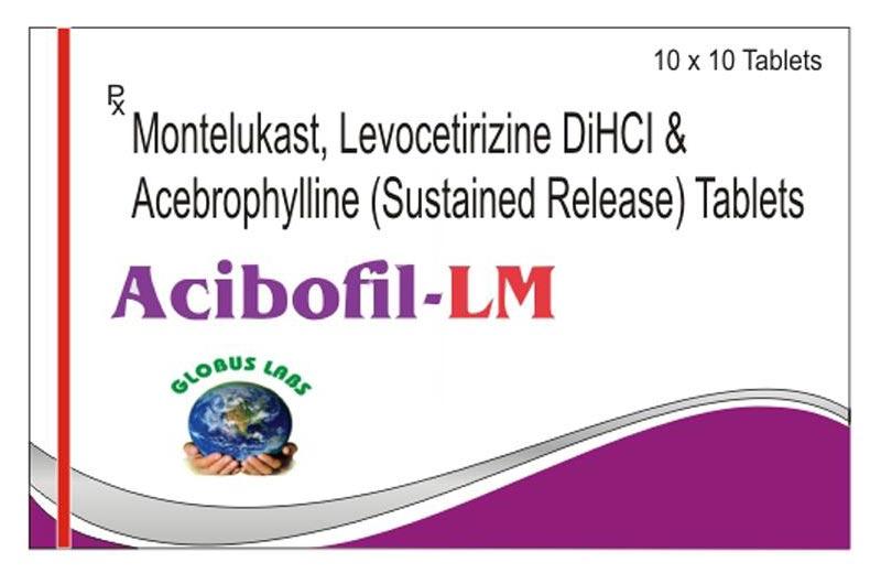 Acibofil-LM Tablets