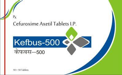 Kefbus-500 Tablets