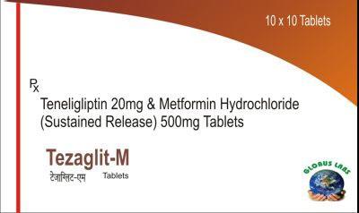 Tezaglit-M Tablets