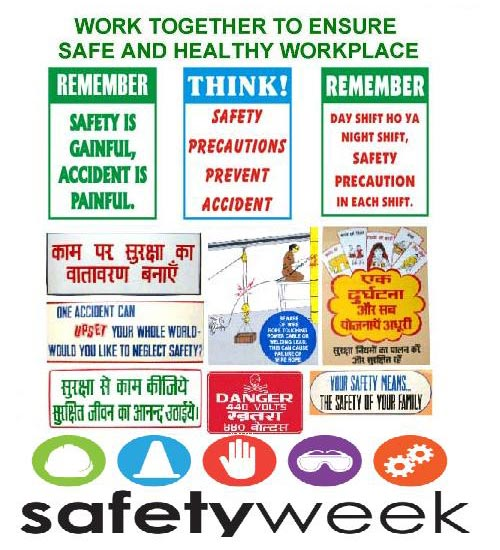 Occupational Safety Activity Organizer