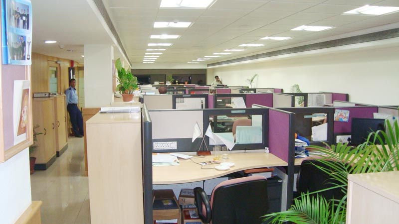corporate office interior. corporate office interior e