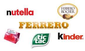 FERRERO Rocher/Nutella/Kinder