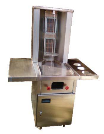 Shawarma Grill Electric Shawarma Grill Manufacturers In